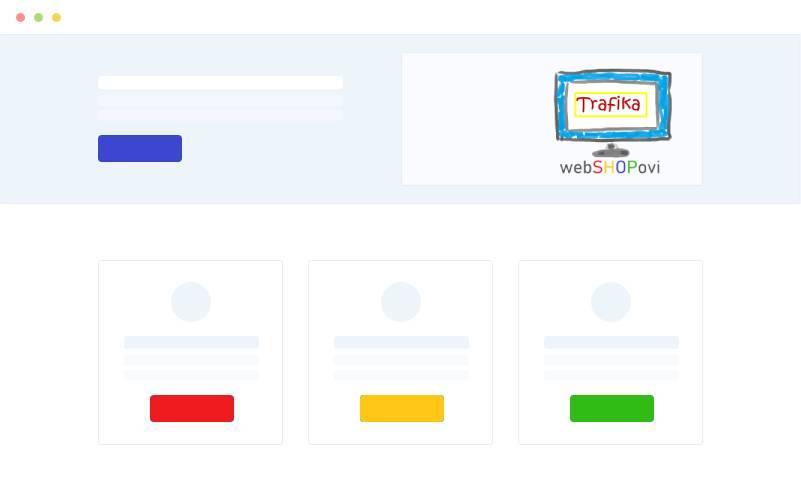 Trafika webshopovi